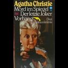 Agatha Christie - Mord Im Spiegel / Der Letzte Joker / Vorhang