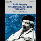 Rolf Boysen - Nachdenken Über Theater. Audiobook. 2 Cassetten Hörkassette – 1. November 2000